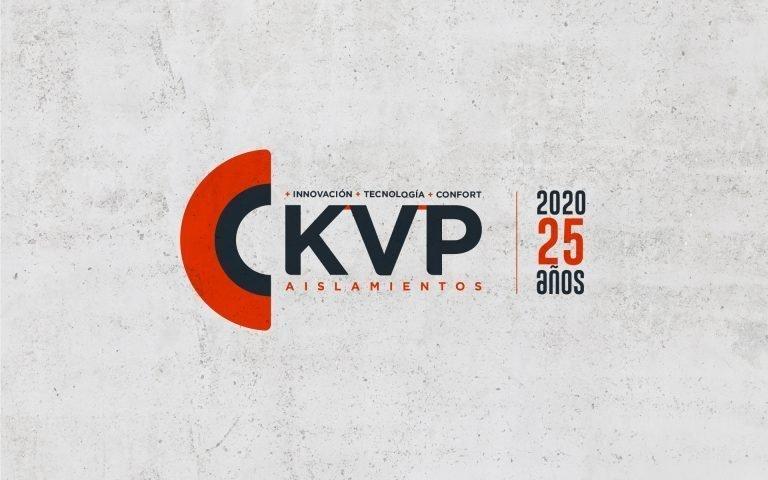 Diseño de Identidad Corporativa. KVP