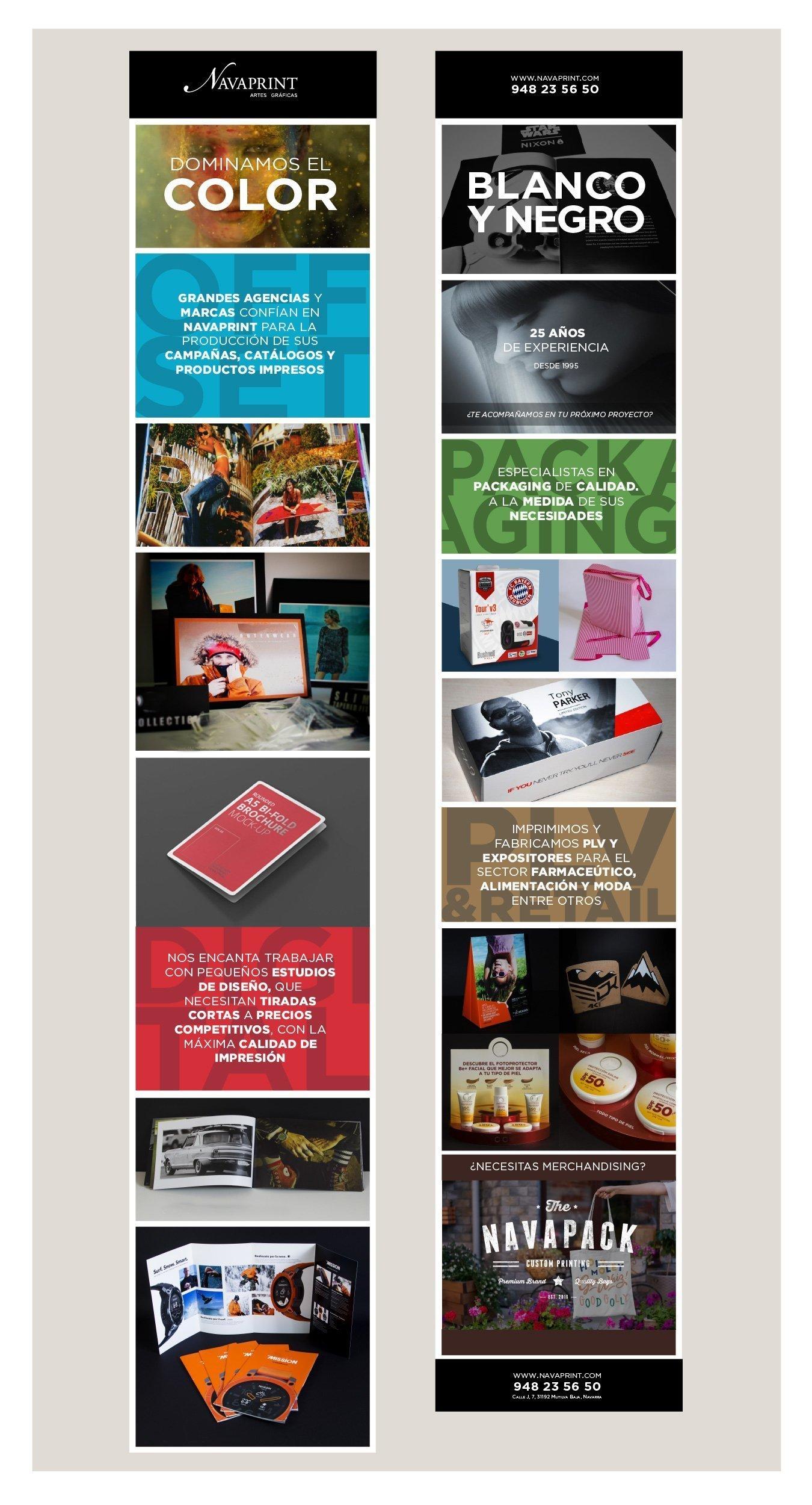 Diseño web y catálogos digitales. Estrategia SEO